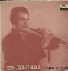Shehnai Sharad Kumar Bollywood Vinyl LP