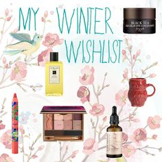 My Winter Wish List for All Things Beauty & Fashion! - StorybookApothecary.com ♥ #makeup #body #skincare #fragrance #tea #coffee #style #fashion #clothing #winter #outerwear #fragrance #accessories