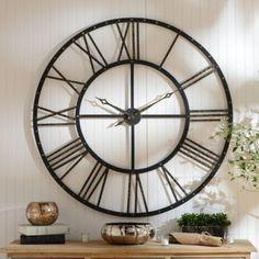 Addison Open Face Clock | Kirklands