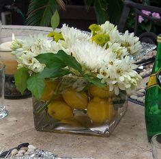 Summer BBQ Flowers