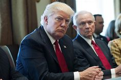Trump's slam follows him saying that he never would have appointed Sessions as attorney general if he was going to recuse himself from the Russia probe.