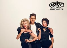 Grease: Live, Jan. 31 (7 p.m. on Fox)   Everything You Need To Know About TV And Movies In 2016