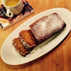 Musica ai fornelli: Plumcake autunnale French Toast, Breakfast, Food, Musica, Morning Coffee, Essen, Meals, Yemek, Eten