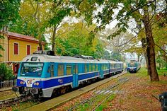 OSE Hellenic Railways_Edessa Train Stations, Going Away, Public Transport, Buses, Transportation, Greece, To Go, Child, History