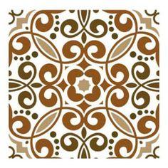 Conjunto de ladrilhos adesivos arabianeo - Westwing.com.br - Tudo para uma casa com estilo