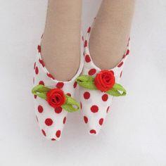 Tilda shoes?!