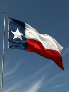 Texas - The Lone Star State!