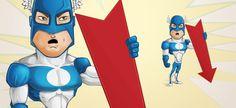 Free Superhero With an Arrow Vector – Ai & Pdf Files (14.4 MB) | vectircharacters.net | #free #illustrator #vector #ai #pdf #superhero #arrow