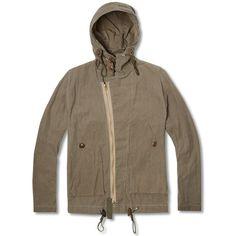 Nigel Cabourn Canadian jacket