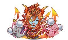 8/7 寵物圖檔更新 (共15隻寵物) - Puzzle & Dragons 戰友系統及資訊網