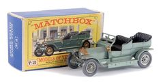 Matchbox Models of Yesteryear No.Y15-1 Rolls Royce Silver Ghost 1907.