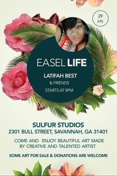Come Join Us all at the Easel Life Event!