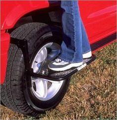 HitchMate TireStep