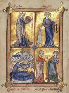 The Athenaeum - Miniature from Somme Le Roy (Master Honoré - ) Medieval Manuscript, Medieval Art, Medieval Fantasy, Illuminated Manuscript, Italian Paintings, Historical Art, Dark Ages, Middle Ages, Pottery Art