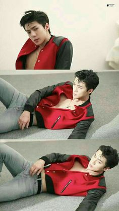 Sehun Hot, Baekhyun Chanyeol, Kris Wu, Got7, Z Cam, Exo Ot12, Chanbaek, Celebrity Travel, Celebrity Guys
