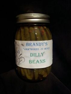"""Dilly+Beans+from+Brandy's+""""Jam""""Boree+-N-+More+by+DaWanda.com"""