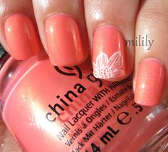 accent nail ideas - Google Search