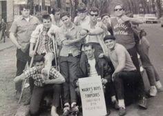 Maury's baseball team, circa 1967. Photo courtesy of Jerry Alter.