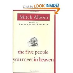 Book report about  the   people you meet in heaven   report    web