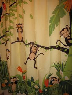 Image Detail For Kid S Monkey Bathroom This Was Very Blah Sorry No