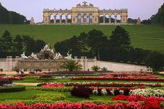 Palace Schonbrunn, Vienna