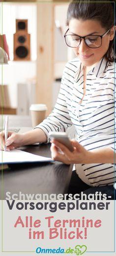 Alle wichtigen Termin für die Schwangerschaft auf einen Blick.  (Bildquelle: istock)