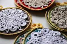 beautiful potholders!