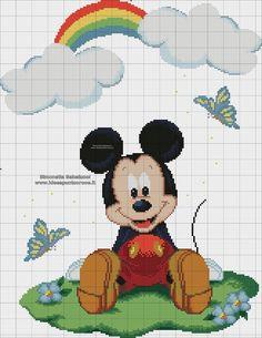 Baby Disney, Yoshi, Cross Stitch, Snoopy, Teddy Bear, Toys, Animals, Fictional Characters, Mary