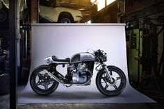 Blackbean Honda CX500