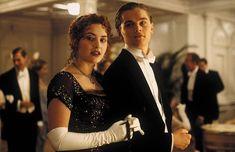 Leonardo Dicaprio Movies, Leonardo Dicaprio Kate Winslet, Sad Movies, Great Movies, Movie Tv, Leonardo And Kate, Leo And Kate, Jack Dawson, Titanic Movie