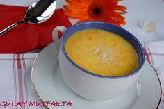 gülay mutfakta: Sütlü Havuç Çorbası