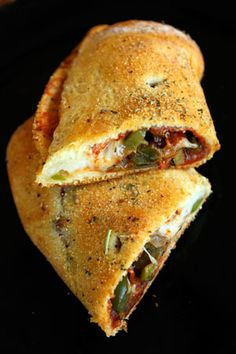 Healthy Veggie Pizza Rolls