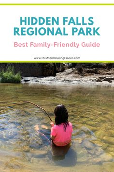 Are you looking for a kid-friendly hike with beautiful views and a waterfall? This is it! Hidden Falls Regional Park: Best Family-Friendly Guide | THIS MOM IS GOING PLACES California Travel Guide, California Vacation, Beautiful Places To Visit, Cool Places To Visit, Places To Go, Travel Usa, Travel Tips, County Park