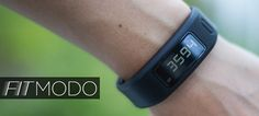 GARMIN VIVOFIT REVIEW: Not Quite There... In the ever-expanding pantheon of wearable fitness trackers, Garmin is looking for an open seat, ideally at the Cool Kids' Table (CKT). Garmin makes some of the best GPS sports watches out there, so expectations were high for the company's first tracker. While it adds a nice trick or two, the holes are just too many.