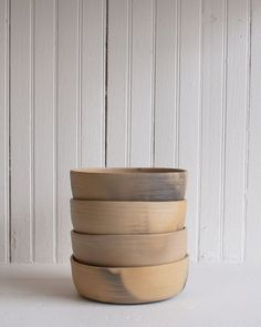 Francisco Flat Peach Bowls