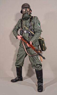 Military - uniform German soldiers - 01 by MazUsKarL on DeviantArt Ww2 Uniforms, German Uniforms, Military Uniforms, German Soldiers Ww2, German Army, American Soldiers, Military Art, Military History, Military Deployment