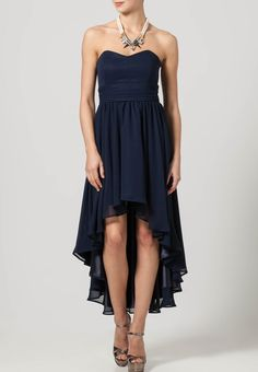 Swing - Cocktailkleid / festliches Kleid - marine