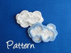 Searching for the perfect crochet applique pattern items? Shop at Etsy to find unique and handmade crochet applique pattern related items directly from our sellers. Crochet Hook Sizes, Crochet Motif, Crochet Flowers, Crochet Toys, Crochet Baby, Knit Crochet, Crochet Patterns, Crochet Appliques, Crochet Embellishments