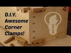 Make a Set of These Sweet Wedging Corner Clamps | Make: DIY Projects, How-Tos, Electronics, Crafts and Ideas for Makers