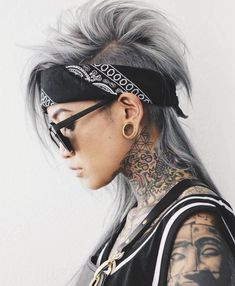 20 statement androgynous haircuts for women best hairstyles haircuts Punk Hair Androgynous haircuts Hairstyles Statement women Hairstyles Haircuts, Cool Hairstyles, Wedding Hairstyles, Homecoming Hairstyles, Party Hairstyles, Mohawk Hairstyles For Women, Office Hairstyles, Anime Hairstyles, Hairstyles Videos