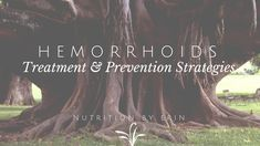 Hemorrhoids are a co