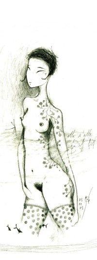 dessins - Courants d'air - Le blog de gaelle boissonnard