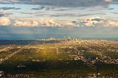 Chicago desde arriba.