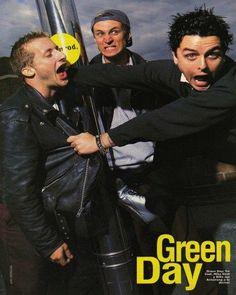 old school green day again