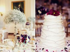 opulent wedding cake, image by Closer to Love Photography