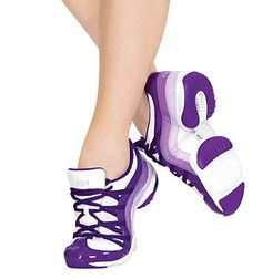 I want to buy these dance sneakers to salsa dance in! So over the uncomfortable high heels.