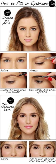 Top 10 Eyebrow Tips and Tutorials that Could Change Your Entire Face