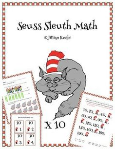 Dr seuss math problems pinterest visit livelovelaughkindergarten editable cover thinking maps with depth complexity flipbook narrative skip countingword sciox Image collections