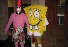 Интересные костюмы на хэллоуин