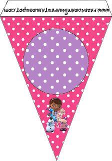 Dr. McStuffins Temalı Ücretsiz Parti Seti - Neşeli Süs Evim - Ücretsiz Doğum Günü Süsleri Olaf Birthday, Girl Birthday Themes, Barbie Birthday, Kids Party Themes, Birthday Favors, Birthday Decorations, 3rd Birthday, Polly Pocket, Free Printable Bookmarks
